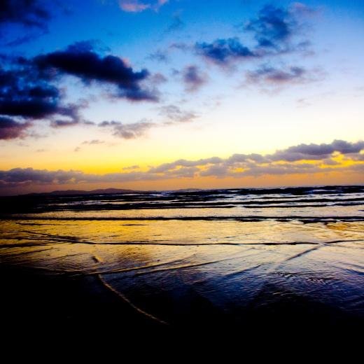 inward tide