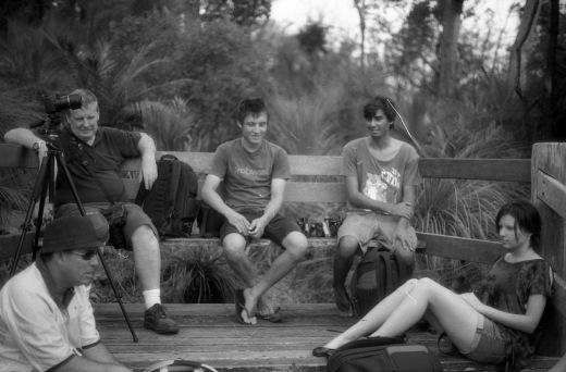 The Saturday Safari group